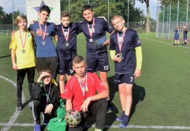 Nasi piłkarze wicemistrzami powiatu