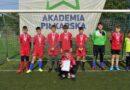 Wicemistrzostwo powiatu w piłce nożnej chłopców